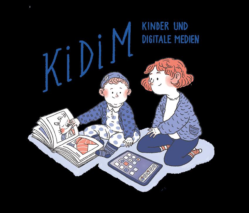 Kinder und digitale Medien -  FamilienbloggerInnen unterstützen Forschungsstudie