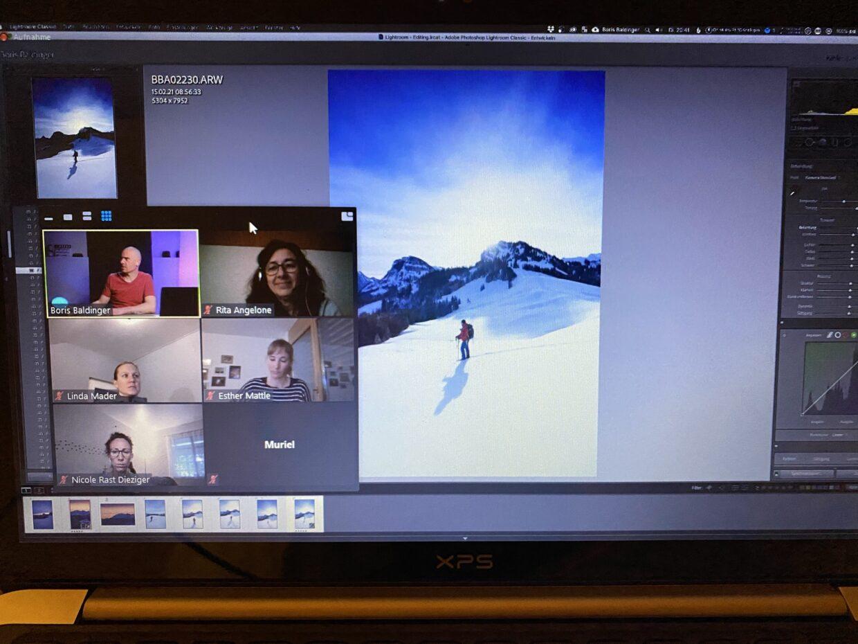 Bildbearbeitung für Blogger mit Snapseed und Lightroom