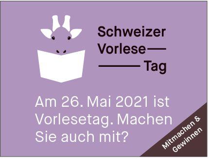 Schweizer Vorlesetag -  Familienblogs unterstützen das Vorlesen in der Familie