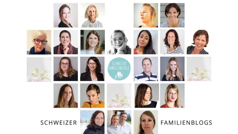 Verantwortungsvoll bloggen - Mitglieder des Netzwerks Schweizer Familienblogs